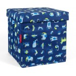 Reisenthel Sitbox Abc Friends Blue - Opbevaringskasse