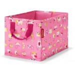 Reisenthel Storagebox Kids Abc Friends Pink - Opbevaringskasse