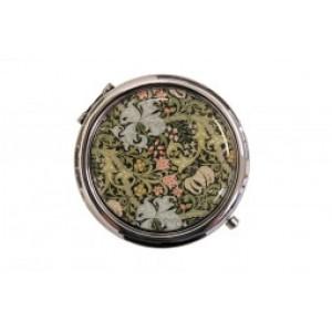 Billede af Customworks Compact Mirror Golden Lily - Spejl