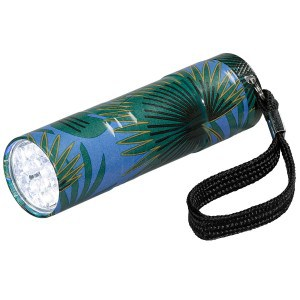 Pretty Useful Tools Mini Flashlight - Blue Lagoon