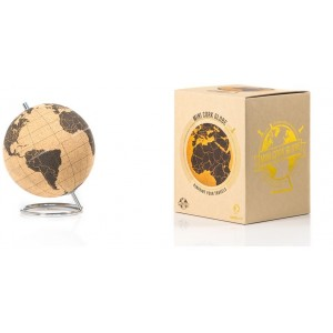 Suck UK - Cork Globe Small